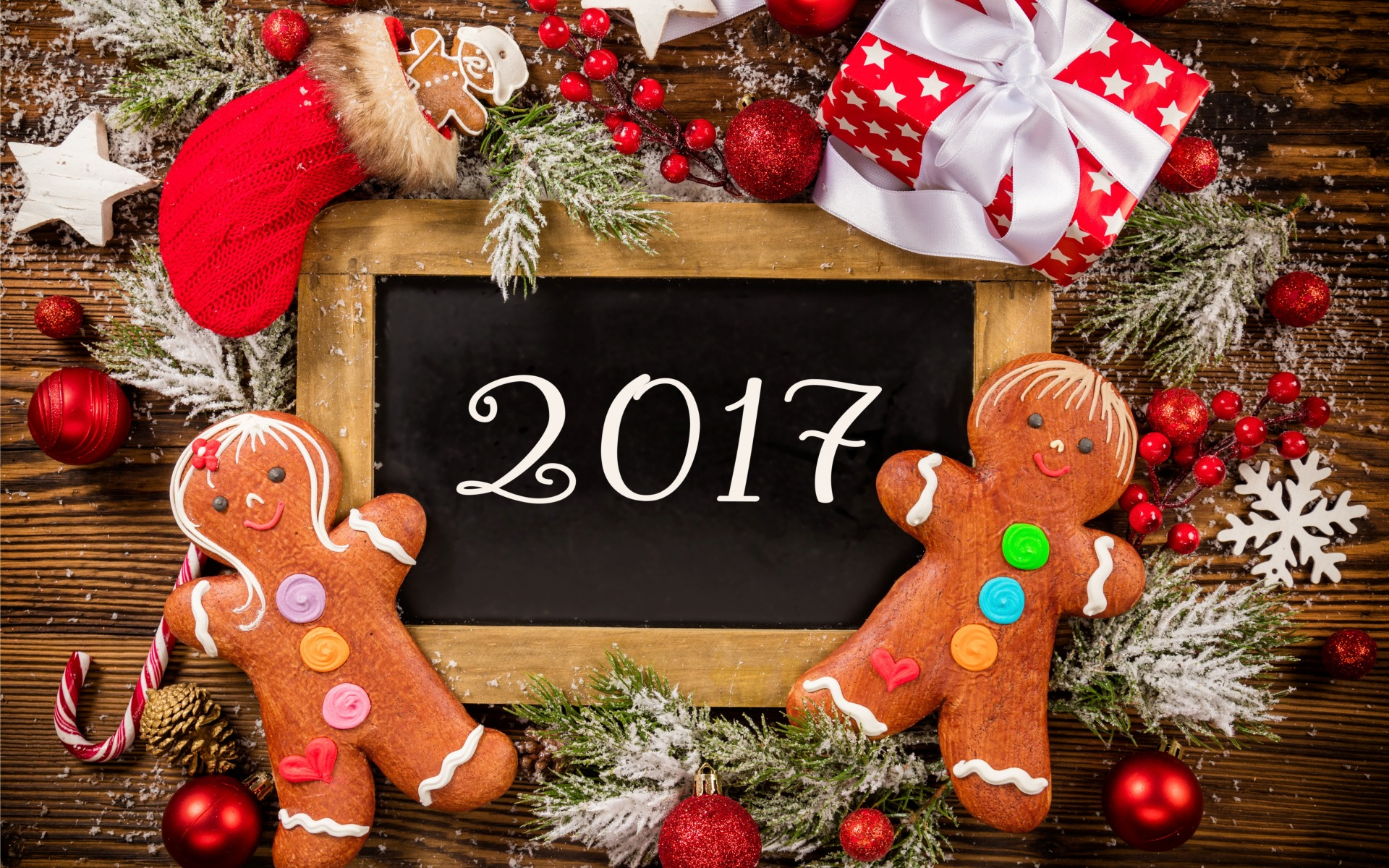 Поздравление с Новым Годом 2017 от Nutree Professional
