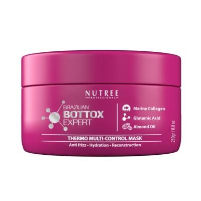Nutree Brazilian Bottox Expert - Ботокс для всех типов волос, 250 гр.